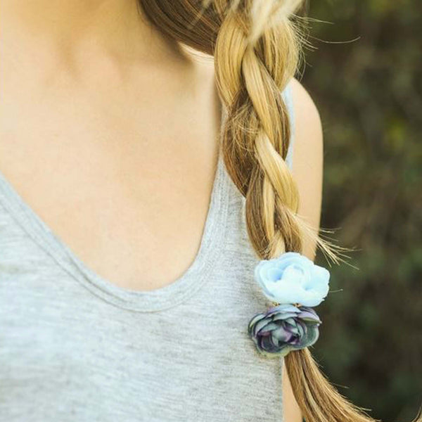 Sky Bloom Hair Band: Featured Product Image