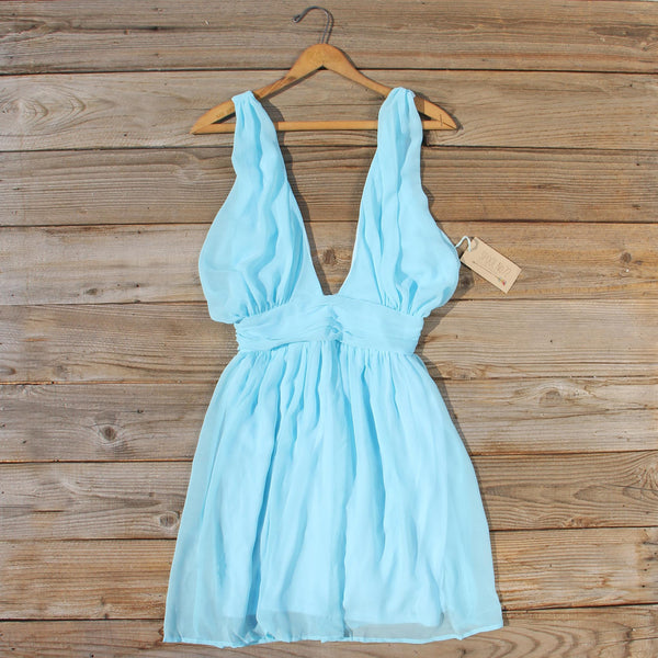 Sky Fable Party Dress: Featured Product Image
