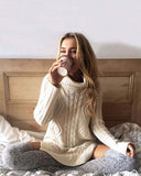 Sleepy Saturday Sweater: Alternate View #1