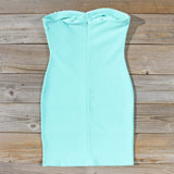 Sleigh Bells Party Dress in Mint: Alternate View #4