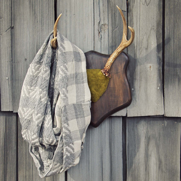 Ash & Smoke Scarf: Featured Product Image