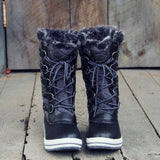 Smoke & Frost Snow Boots: Alternate View #3