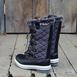 Smoke & Frost Snow Boots: Alternate View #4