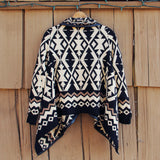 Smoke Legend Knit Sweater: Alternate View #4