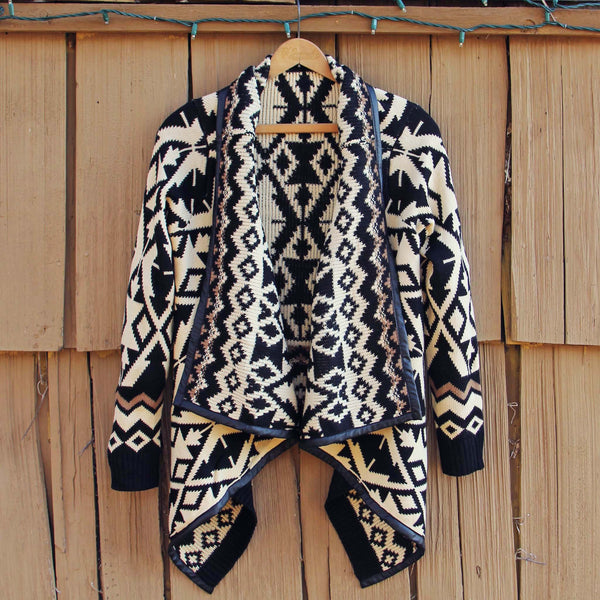 Smoke Legend Knit Sweater: Featured Product Image