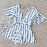 Smoke Signal Romper (wholesale): Alternate View #4