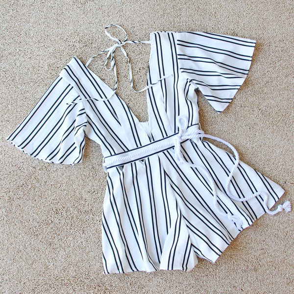 Smoke Signal Romper: Featured Product Image