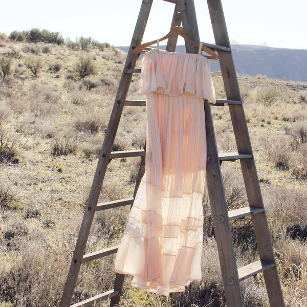 Smoke Thicket Maxi Dress: Featured Product Image