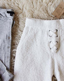 Snow Bunny Sweater Joggers: Alternate View #3