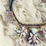 Snow Falls Necklace: Alternate View #2