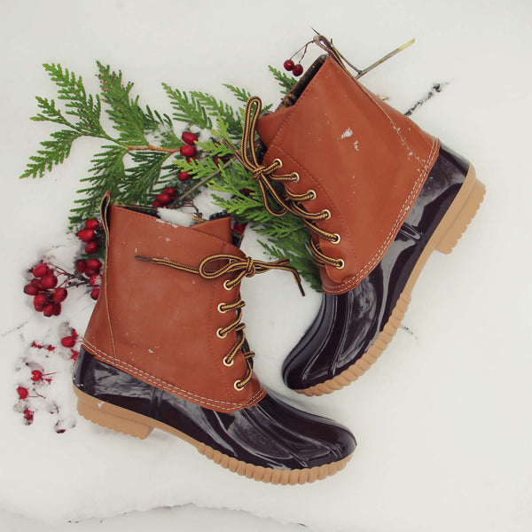 Snow & Fellow Duck Boot: Featured Product Image