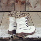 Snow Fort Boots: Alternate View #3
