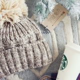 Snow Globe Cozy Beanie: Alternate View #2