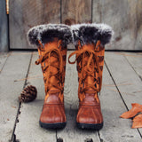 Ice & Spruce Snow Boots: Alternate View #3