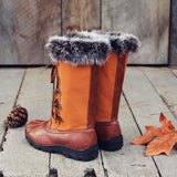 Ice & Spruce Snow Boots: Alternate View #4