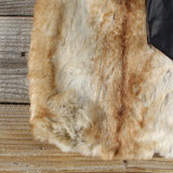 Snow Spell Faux Fur Vest: Alternate View #4