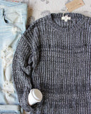 Snowy Pines Sweater: Alternate View #2