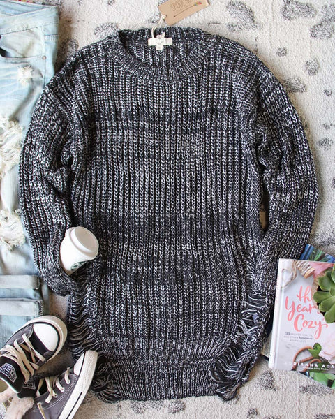 Snowy Pines Sweater: Featured Product Image