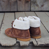 The Snowy River Booties: Alternate View #5