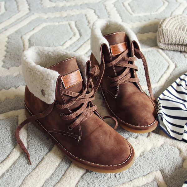 The Snowy River Booties: Featured Product Image