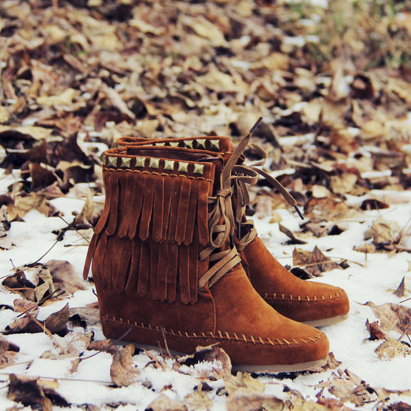 Snowy River Moccasins: Featured Product Image