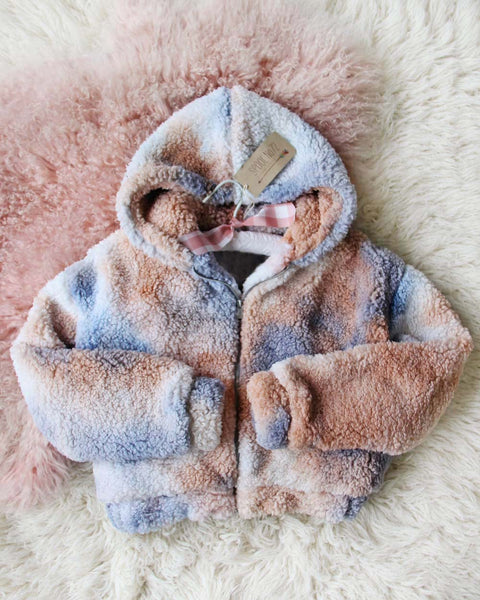 Snowy Daydream Coat in Cloud: Featured Product Image