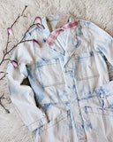 Soft Wash Short Coveralls: Alternate View #2