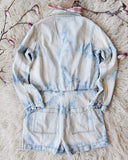 Soft Wash Short Coveralls: Alternate View #5