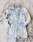 Soft Wash Short Coveralls: Alternate View #1