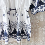 Sophie Embroidered Tunic: Alternate View #3