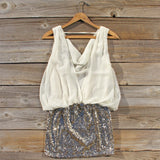 Sparkling Snow Party Dress: Alternate View #4