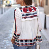 Spellbound Boho Jacket (wholesale): Alternate View #3