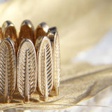 Spirit Feather Ring: Alternate View #2