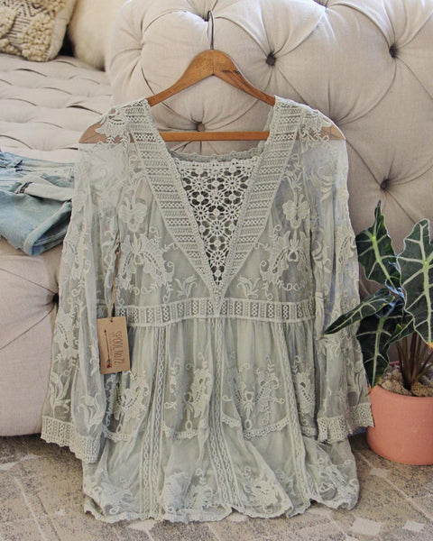 Spirit Lake Tunic: Featured Product Image