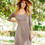Spirit Meadow Maxi Dress: Alternate View #3