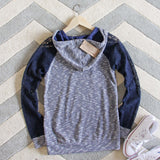 Spool Active Lacey Hoodie: Alternate View #3