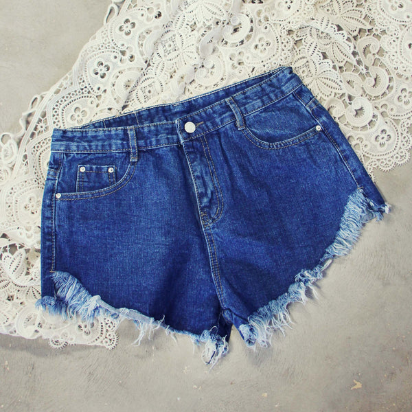 Spool High-Waisted Shorts: Featured Product Image