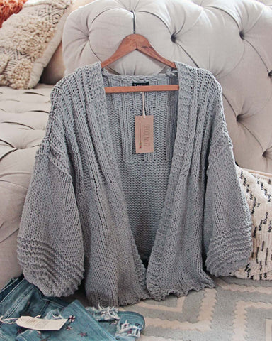 Spring Valley Sweater in Sage