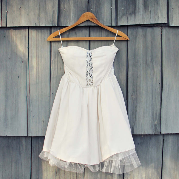 Spruce & Lace Dress: Featured Product Image