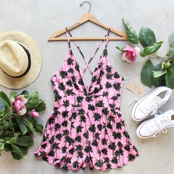 Laid-back Romper: Featured Product Image