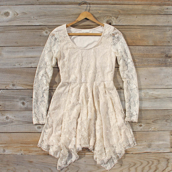 Star Crossed Lace Dress: Featured Product Image