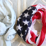 Star Spangled Scarf: Alternate View #2