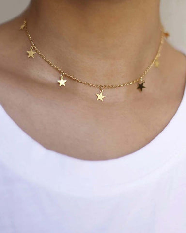 Starry Sky Necklace