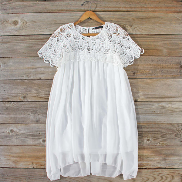 Starshower Lace Dress: Featured Product Image