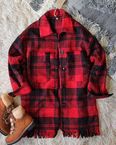Stehekin Barn Coat