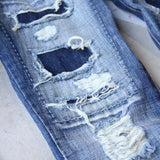 Stitch & Patch Boyfriend Jeans: Alternate View #3