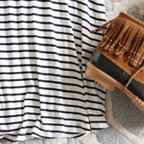 The Stormy Stripe Tunic: Alternate View #3