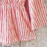 Strawberry Fields Romper: Alternate View #3
