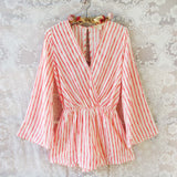 Strawberry Fields Romper: Alternate View #1