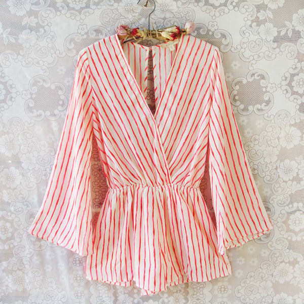 Strawberry Fields Romper: Featured Product Image